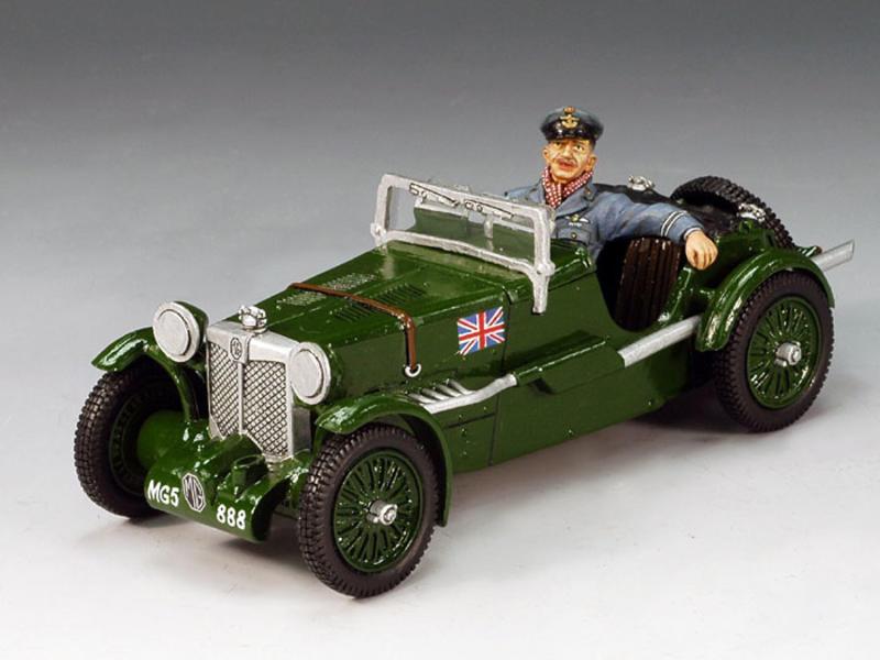 MG Sports Car Set