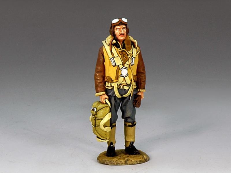 """Flight Lieutenant Harold Mickey"""" Martin"""""""