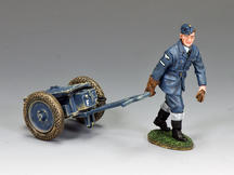 RAF Airfield Starter Cart Set