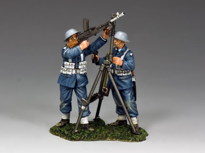 Anti Aircraft Bren Gun Team