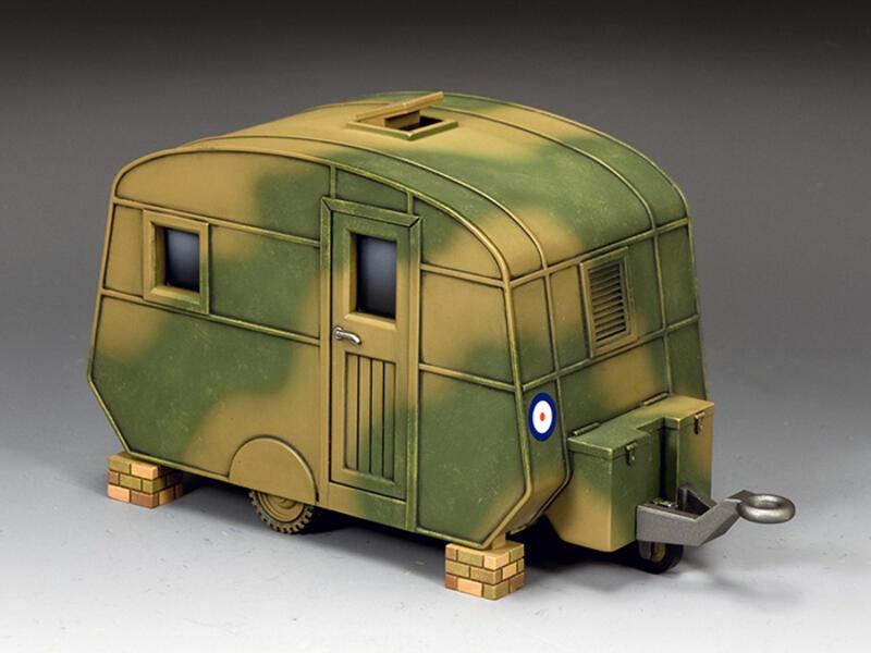 The RAF Dispersal Caravan 1940