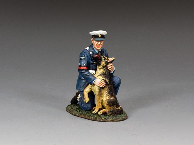 RAF Police Dog Handler Set