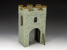 Roman Fort Gate Tower (Greystone)