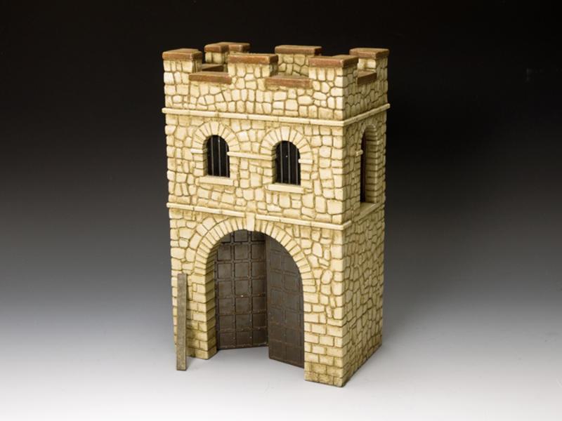 Roman Fort Gate Tower (Sandstone)