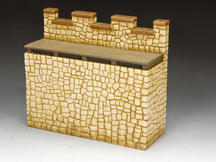 Roman Fort Straight Wall Section (Sandstone)