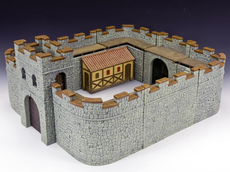 The Complete Roman Fort (Greystone)