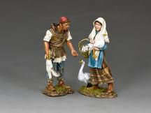 Poor Down -Trodden Peasants Set