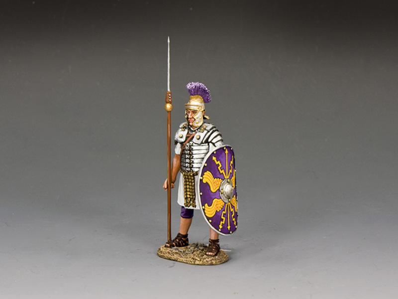 Praetorian on Guard Duty
