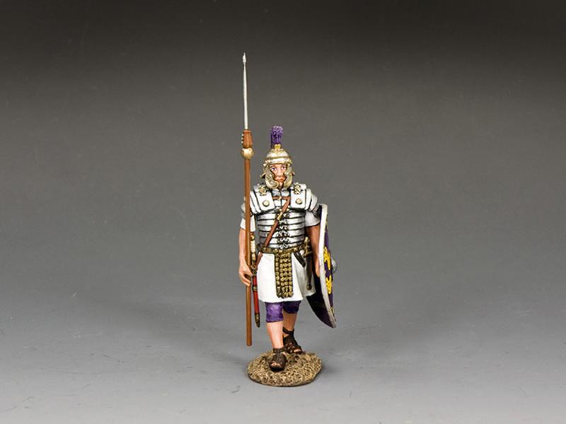Marching Praetorian
