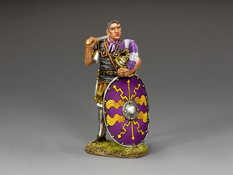 The Praetorian Centurion