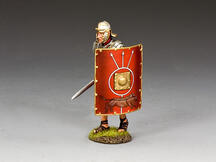 Advancing Legionary w/Sword in Right Hand