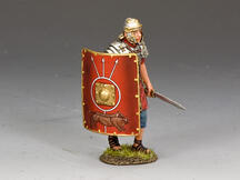Advancing Legionary w/Sword in Left Hand