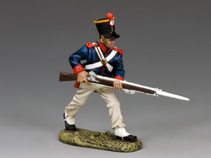 Mexican Bayoneteer