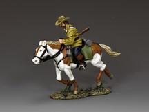 William E. Summers, Gonzalez Mounted Ranger Company