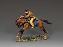 William P.King, Gonzalez Mounted Ranger Company