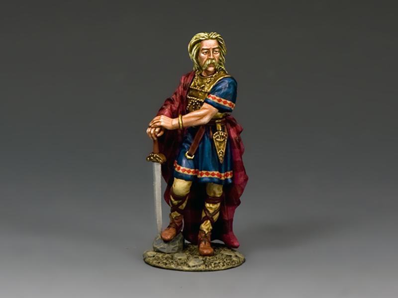 Vercingetorix, Chief of the Gauls