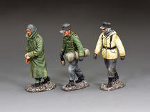 GERMAN WINTER PRISONER SET