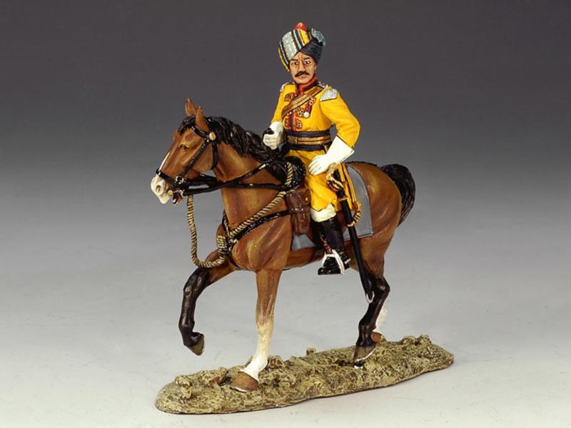Skinner's Horse British Officer