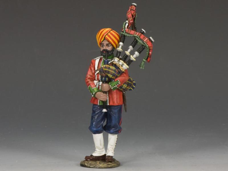 Ludhiana Sikhs' Piper (Gloss)