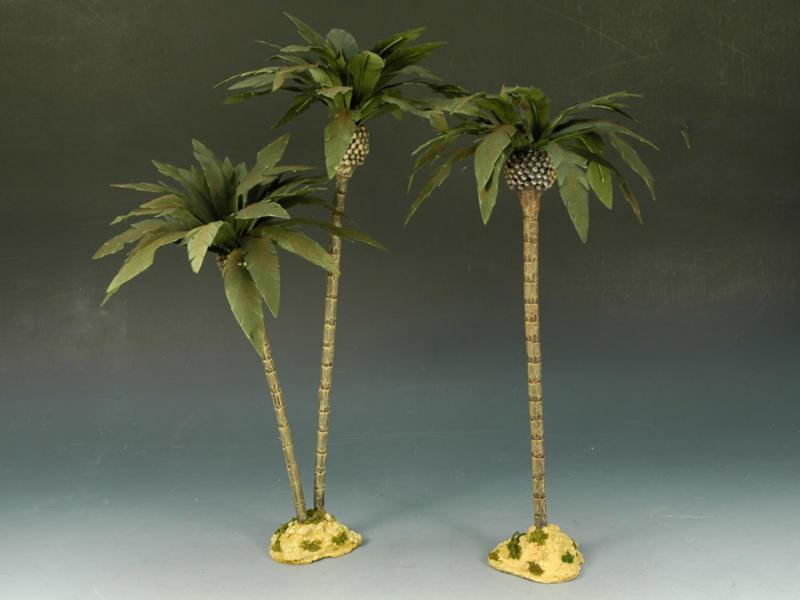 Desert Palm Trees (Single & Double Trees)