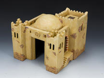 Desert Village Temple/ Mosque