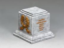 Square Statue Plinth (Greystone)