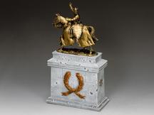 """King Philip of France w/Grey Stone Plinth"" (SP075 + SP086)"