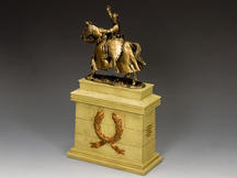 """""""King Philip of France w/Sand Stone Plinth"""" (SP079 + SP086)"""