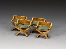 'Ancient Seats' (Set of 4)
