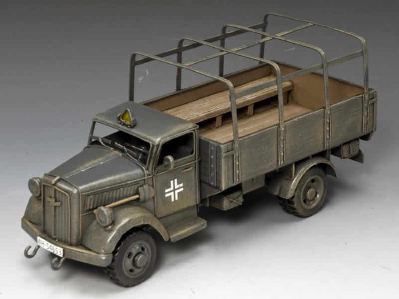 The Opel 'BLITZ' Truck