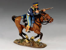 Mounted Dragoon w/ Rifle