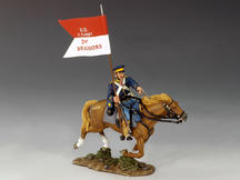 Mounted Dragoon w/ Guidon