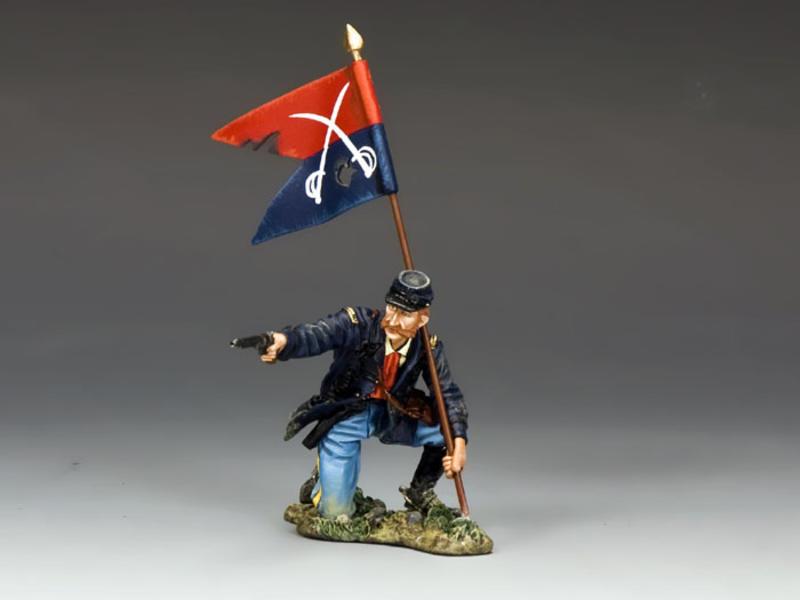 Captain Myles Keogh