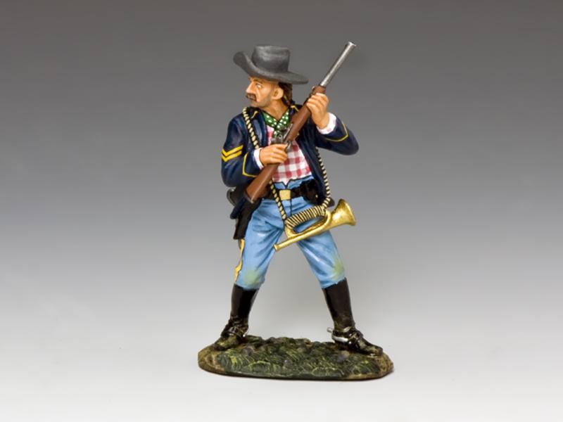Bugler John Martin