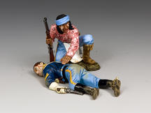 """""""He's Dead!"""", The Apaches"""