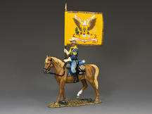 5th Cavalry Regimental Flagbearer