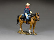 Mounted Cavalry Officer