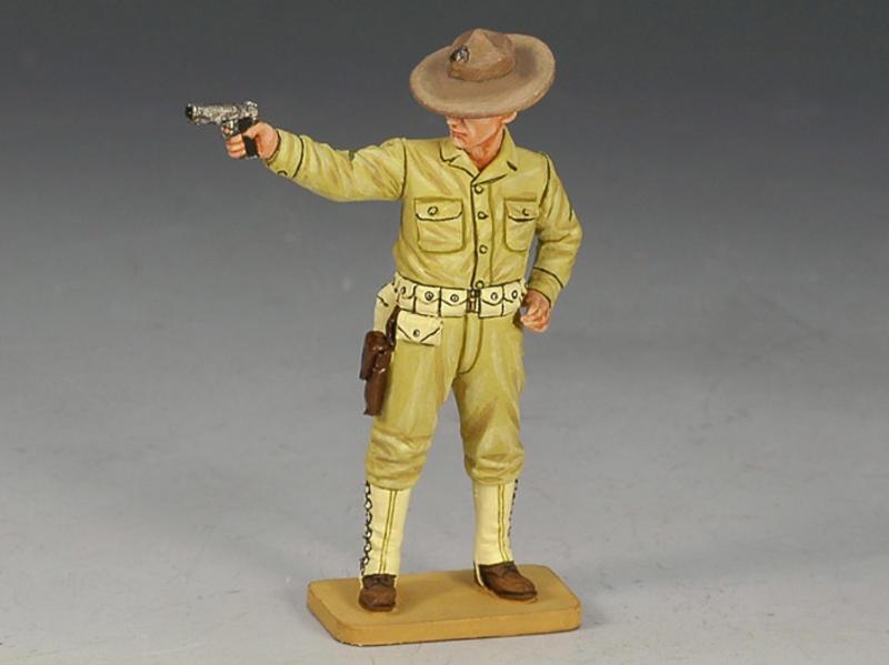 US Marine Corps, Pistol Marks Man