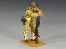 US Marine Corps, Lewis Gunner