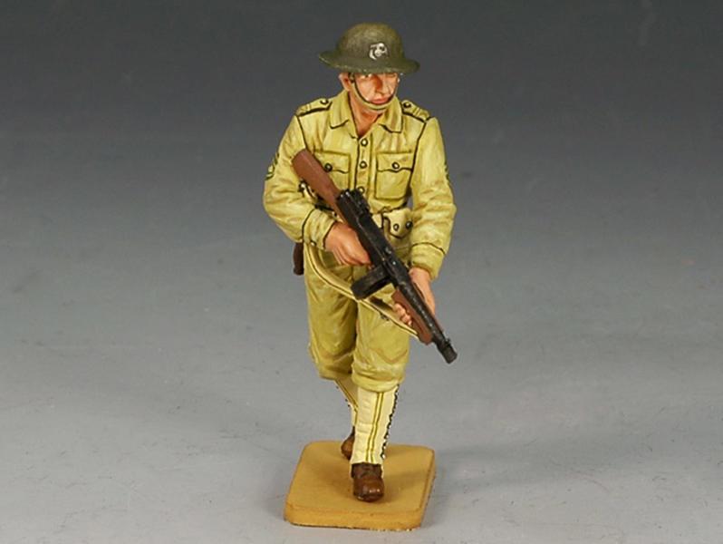US Marine Corps, Gunny w/ Tommy Gun