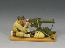 US Marine Corps, .30 cal. Machine Gunner