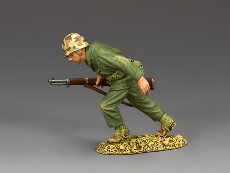 Running Marine