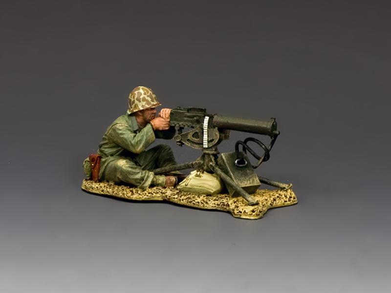 Marine Machine Gunner
