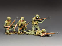 """The M14 Marines In Action Set"""
