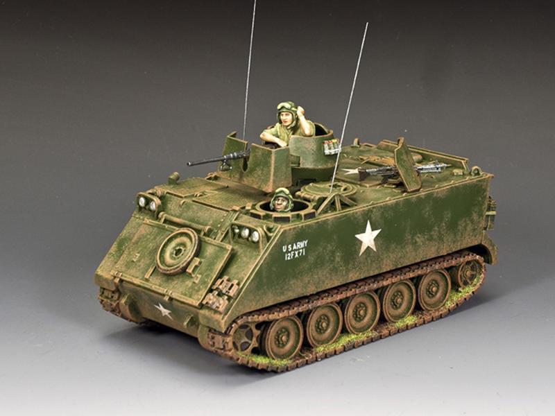 The U.S. Army M113 APC