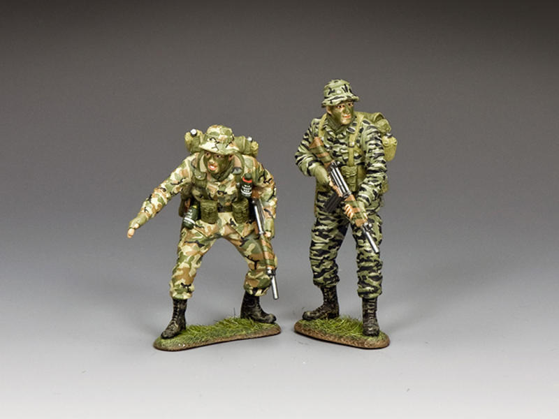 ANZAC Special Forces Set #1