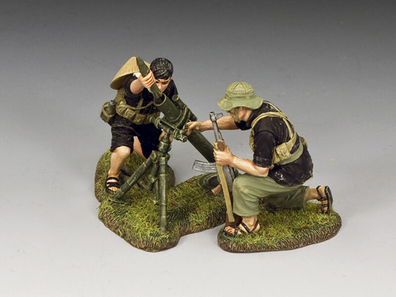 The Viet Cong Mortar Set