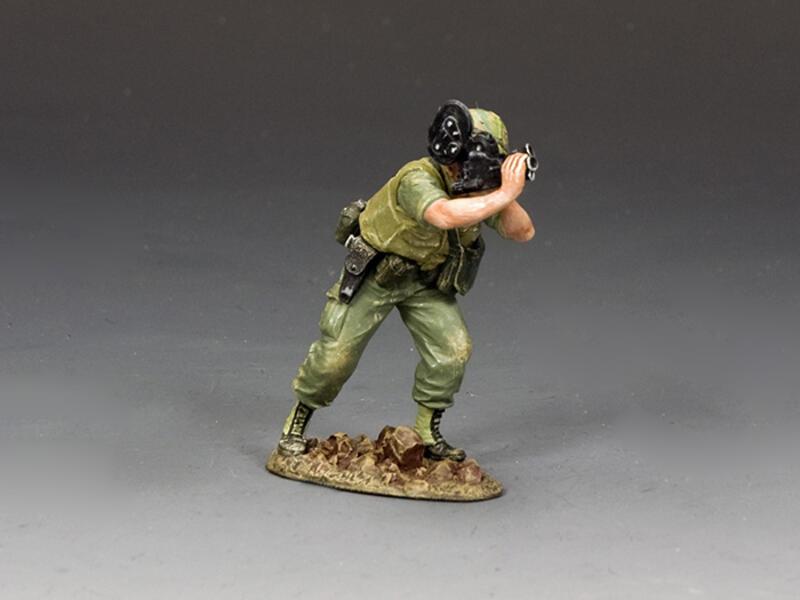 Stars 'n' Stripes Combat Cameraman