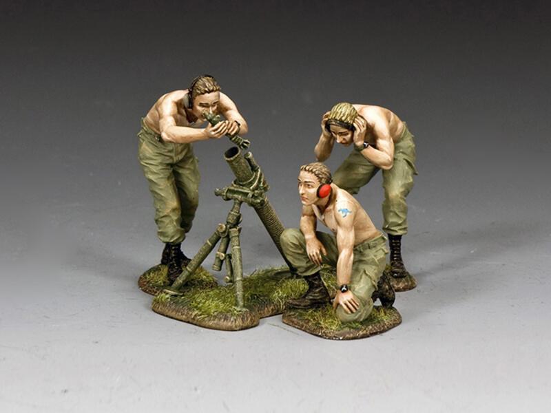 Anzac Mortar Team