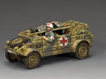 Ambulance Kubelwagen (Mid-Late War)